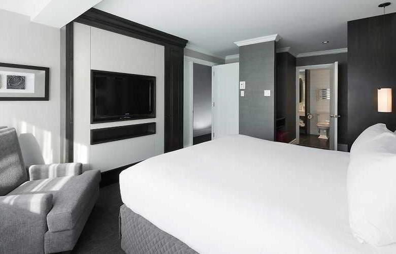 Manoir Victoria - Room - 14
