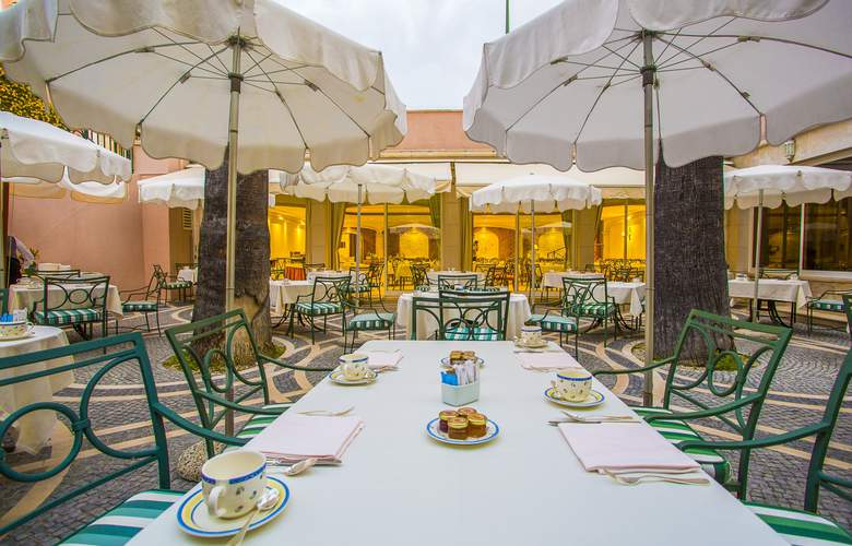 Olissippo Lapa Palace - The Leading Hotels of the World - Restaurant - 18