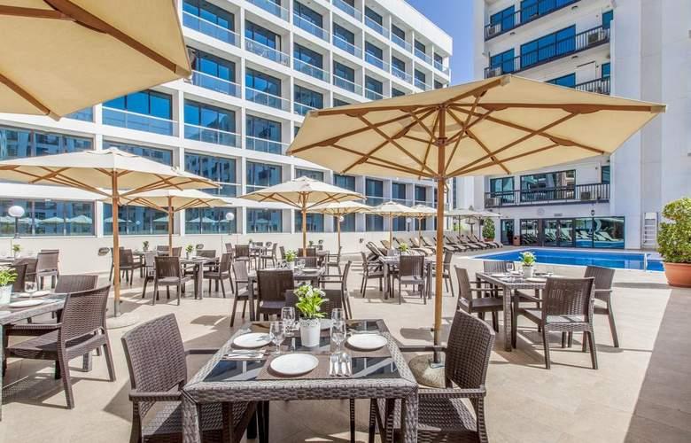 Golden Sands Hotel Apartments 3 - Terrace - 5