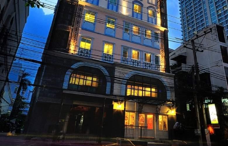 Salil Hotel Sukhumvit Soi Thonglor1 - Hotel - 11