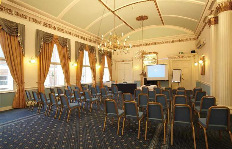 Best Western George Hotel Lichfield - Conference - 112