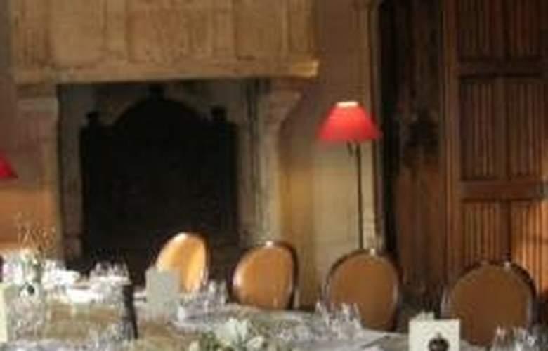 Chateau d'Augerville - Restaurant - 8