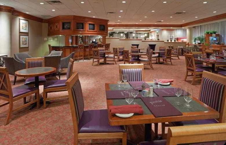 Crowne Plaza Hotel San Jose Valley - Restaurant - 26