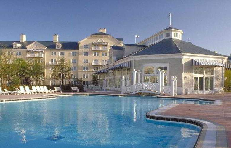 Disney's Newport Bay Club - Pool - 10