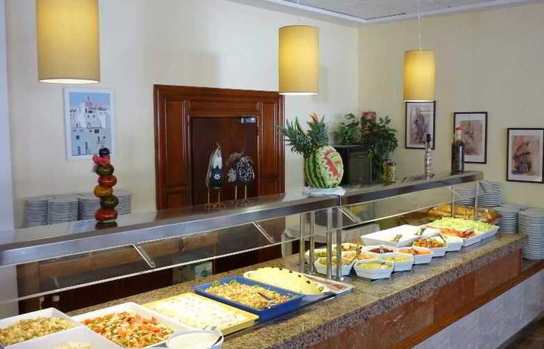 Osiris Ibiza - Restaurant - 16