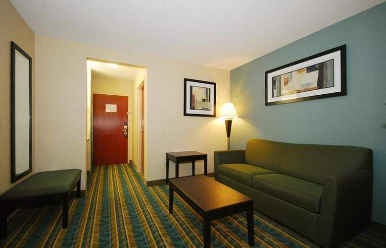 Berkshire Hills Inn & Suites - Room - 87