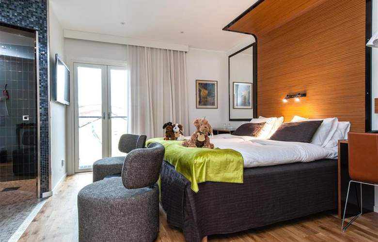 BEST WESTERN Hotell Hudik - Room - 5