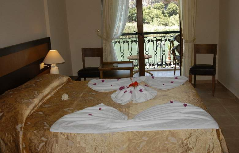Dalyan Tezcan Hotel - Room - 2