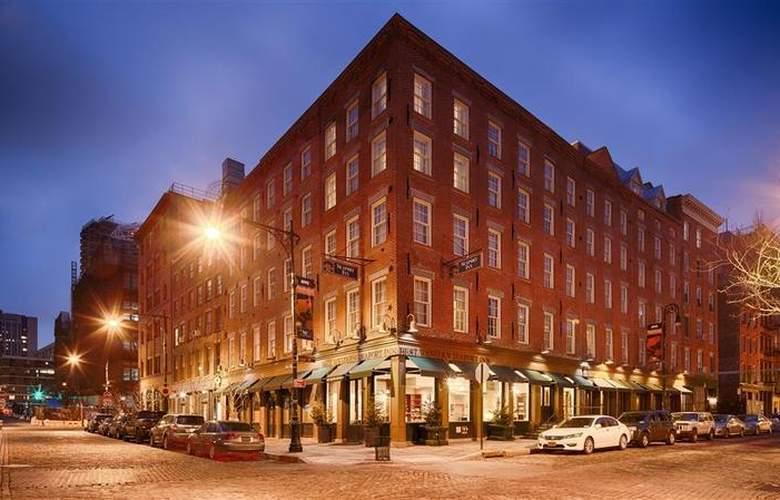 Best Western Plus Seaport Inn Downtown - Hotel - 40