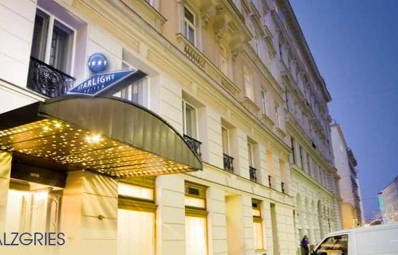 Starlight Suiten Hotel Salzgries - Hotel - 0