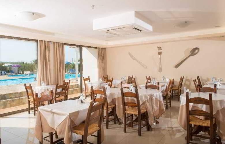 Oasis Hotel - Restaurant - 18