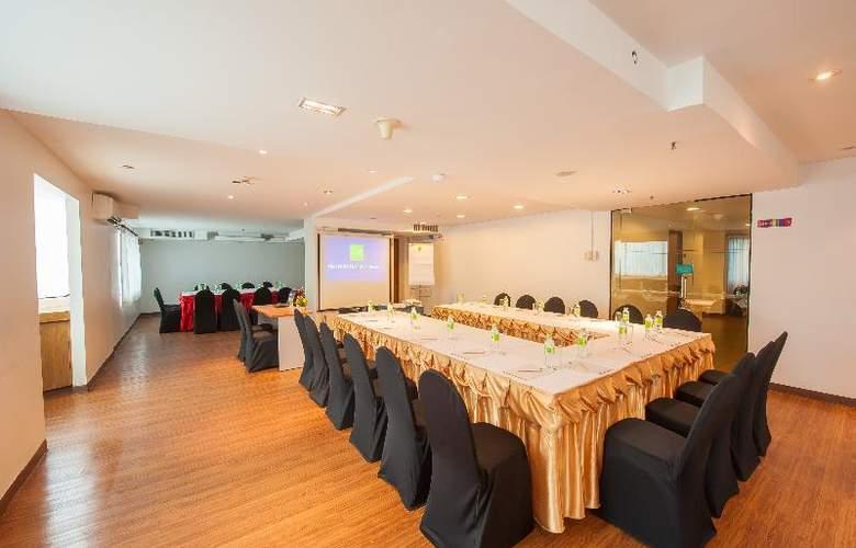 All Seasons Bangkok Huamark - Conference - 21