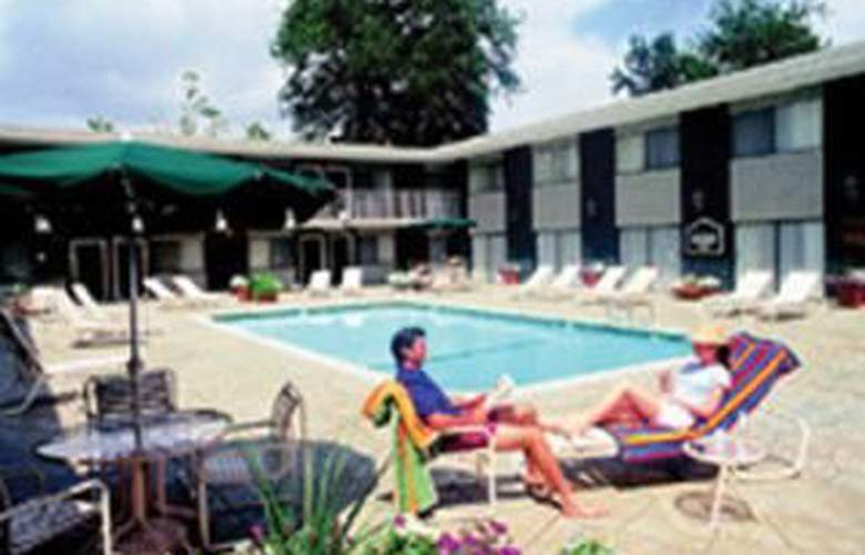 Best Western Sutter House - Pool - 1