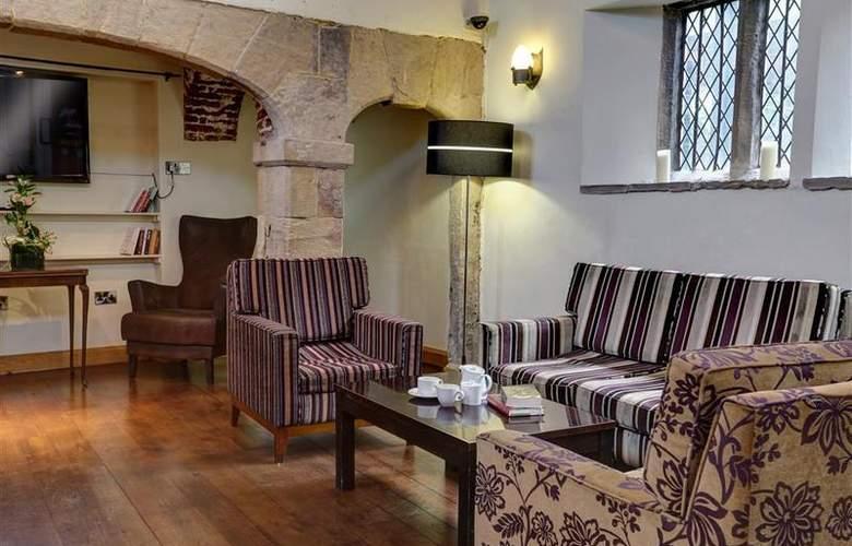 Best Western Mosborough Hall - Bar - 168