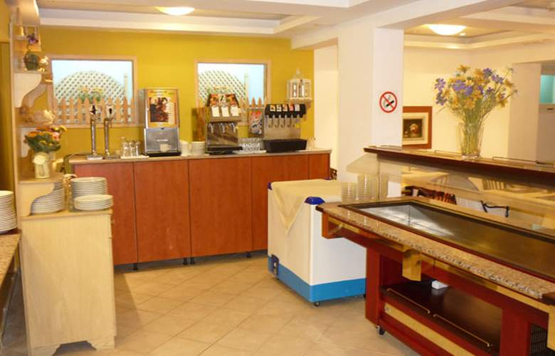 Elmi Suites - Restaurant - 5