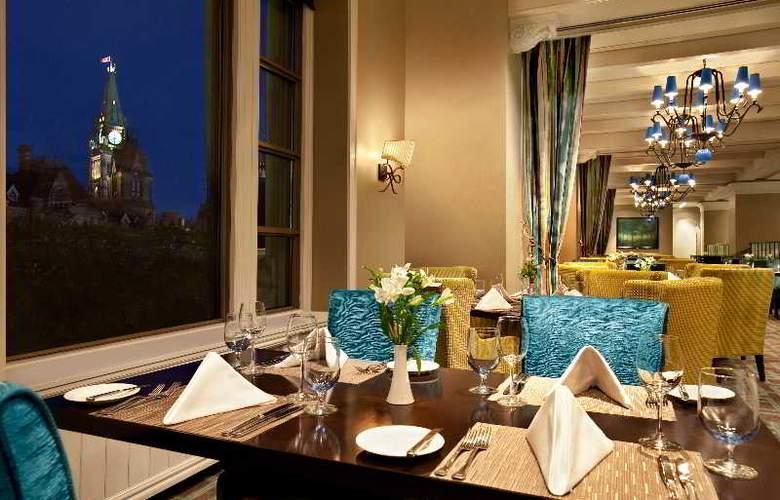 Fairmont Chateau Laurier - Restaurant - 12