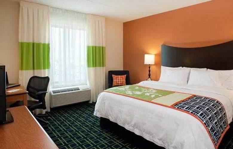 Fairfield Inn & Suites Winnipeg - Hotel - 12