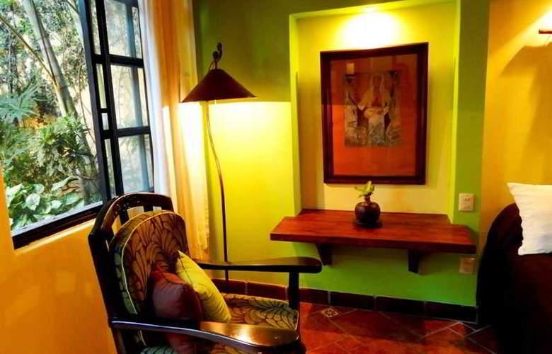 Hotel Boutique la Villa del Ensueño - Room - 5