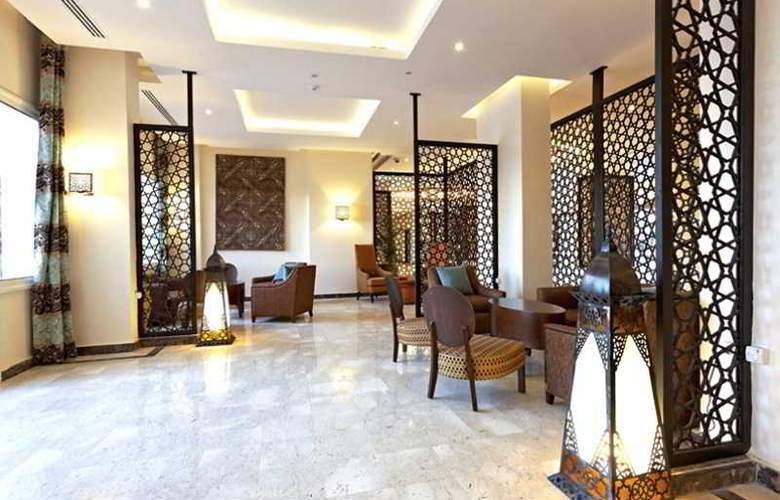 The Three Corners Royal Star Beach Resort - Restaurant - 38