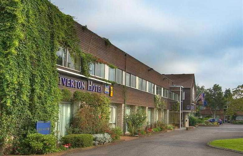 Best Western Tiverton - Hotel - 45