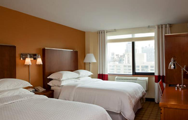 Four Points by Sheraton Long Island City/Queensboro Bridge - Room - 2