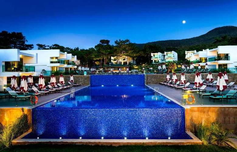 Vogue Hotel Bodrum - Pool - 23