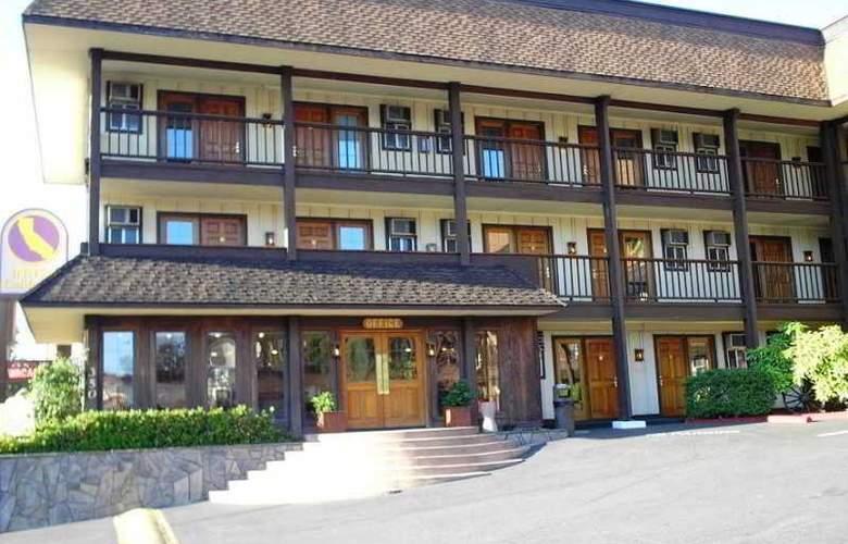 Heritage Inn Yosemite-Sonora - Hotel - 4