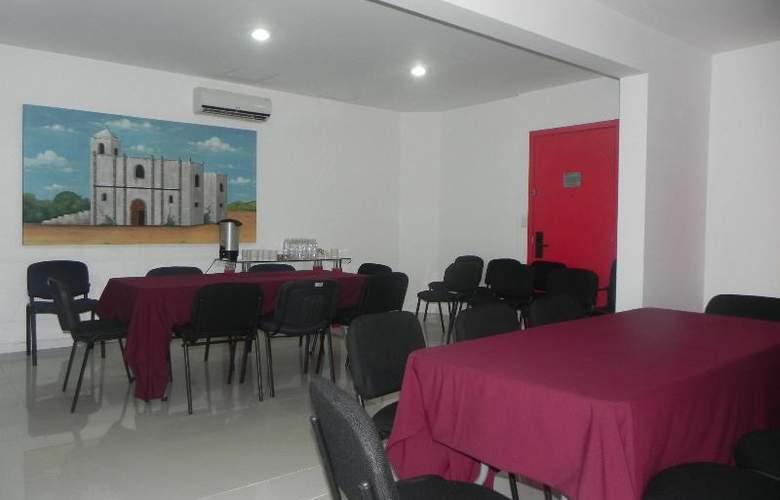 Zar La Paz - Conference - 18