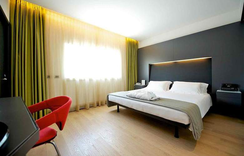 Mercure Nerocubo Rovereto - Room - 63