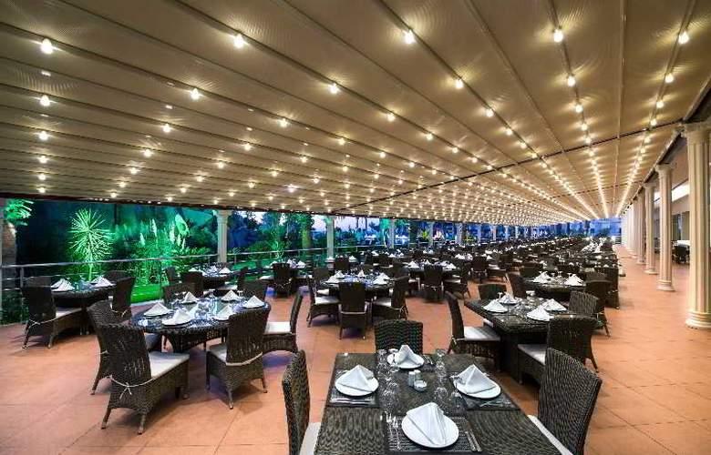 Vogue Hotel Bodrum - Restaurant - 25