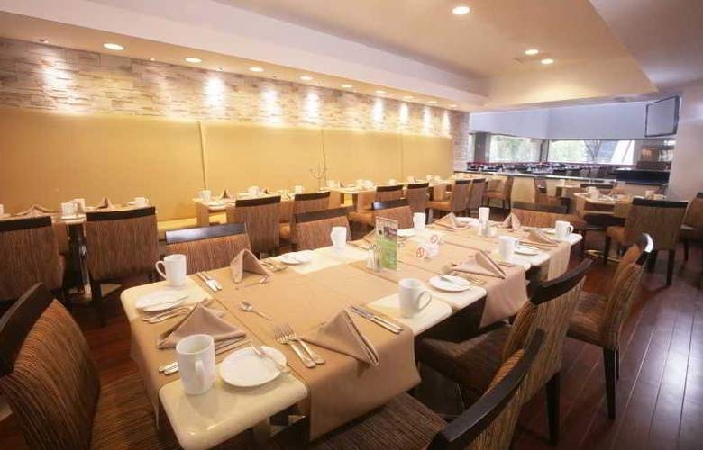 Hilton Guadalajara - Restaurant - 17