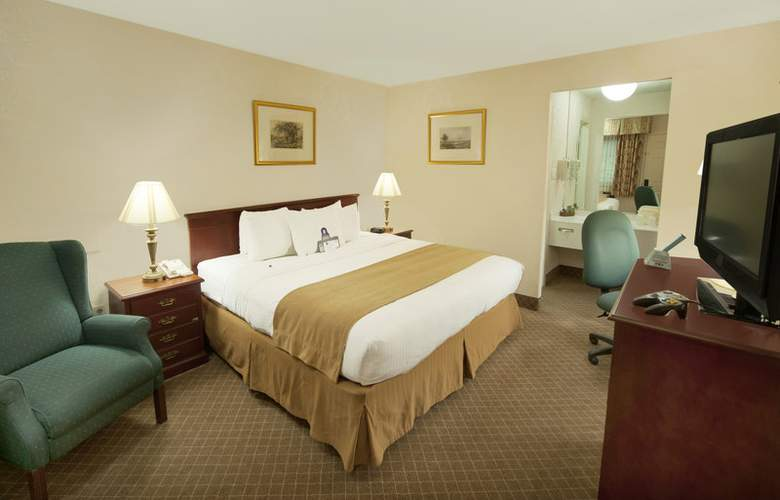 Best Western Woodbury Inn - Room - 1