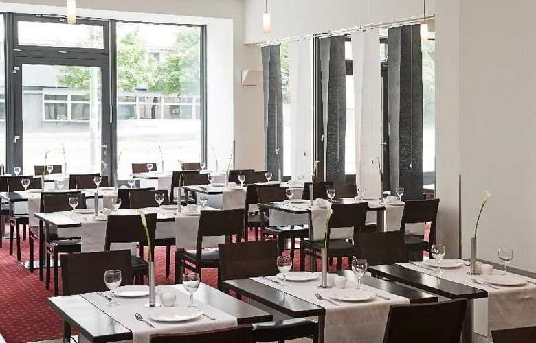 NH Berlin City-West - Restaurant - 8