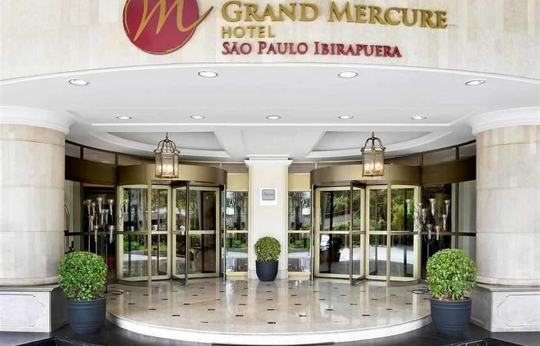 Grand Mercure Sao Paulo Ibirapuera - Hotel - 6