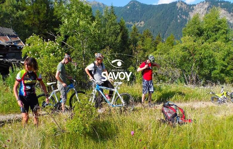 Les Balcons du Savoy - Sport - 33