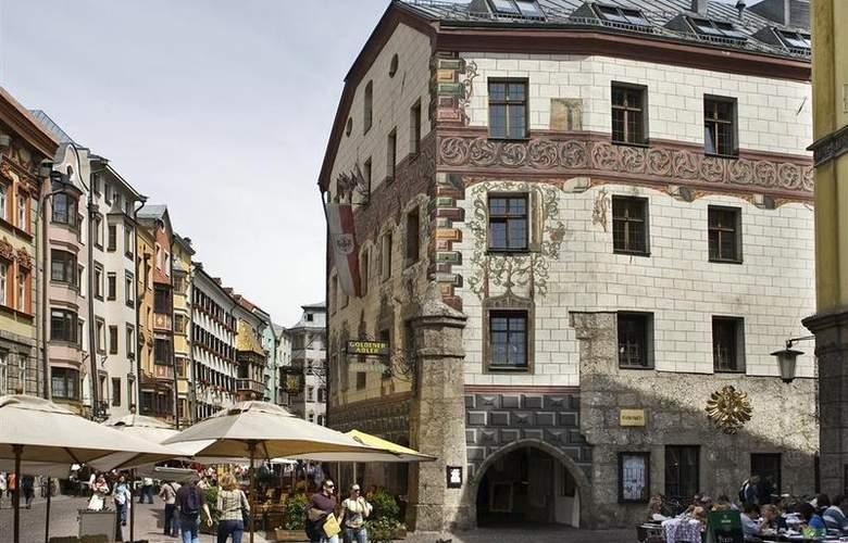 Best Western Hotel Goldener Adler - Hotel - 41