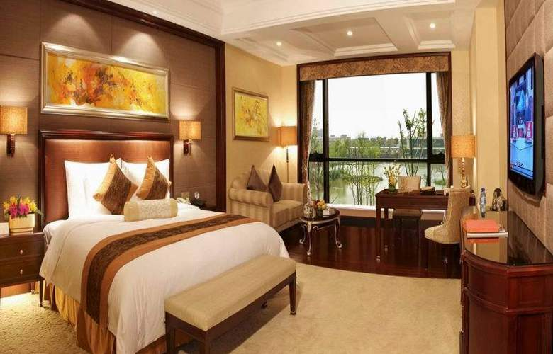 Fudu Qingfeng Garden - Room - 8