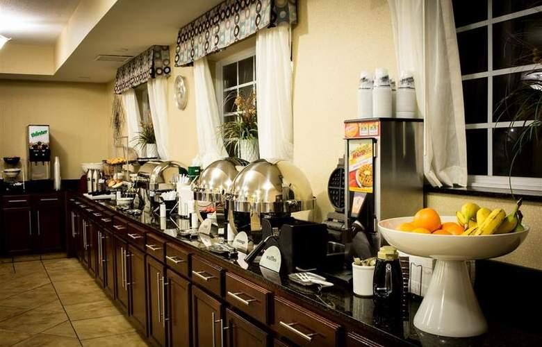 Best Western Plus Eastgate Inn & Suites - Restaurant - 89