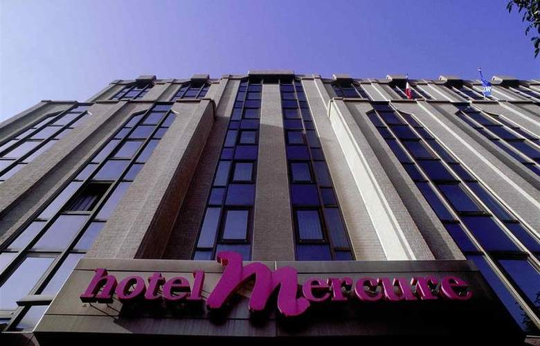 Mercure Brussels Airport - Hotel - 28