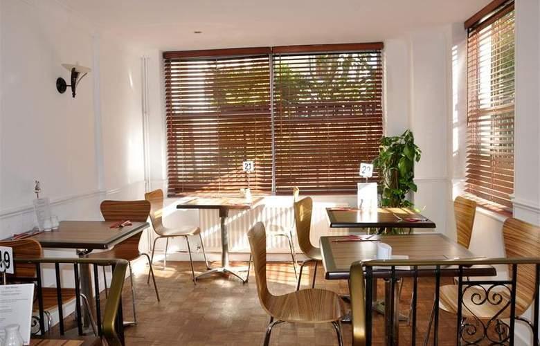 Best Western Montague Hotel - Restaurant - 131