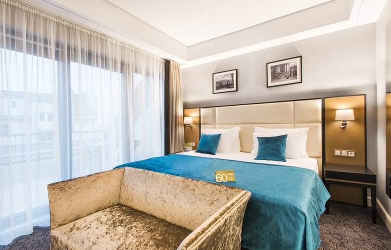 Eurostars Danube Budapest - Room - 7
