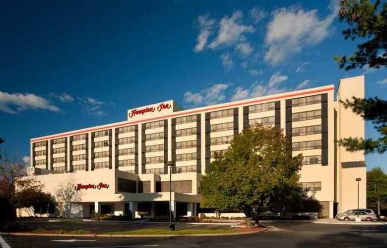Hampton Inn Boston-Natick - Hotel - 0