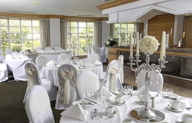 Best Western Stoke-On-Trent Moat House - Hotel - 56