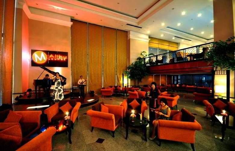 Centara Duangtawan Hotel Chiang Mai - Bar - 8