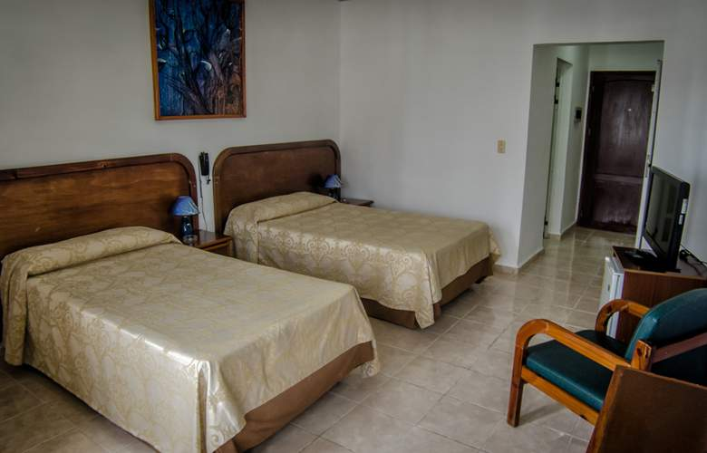 Sercotel Paseo Habana - Room - 9