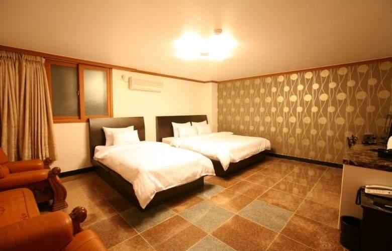 New World Hotel Itaewon - Room - 2