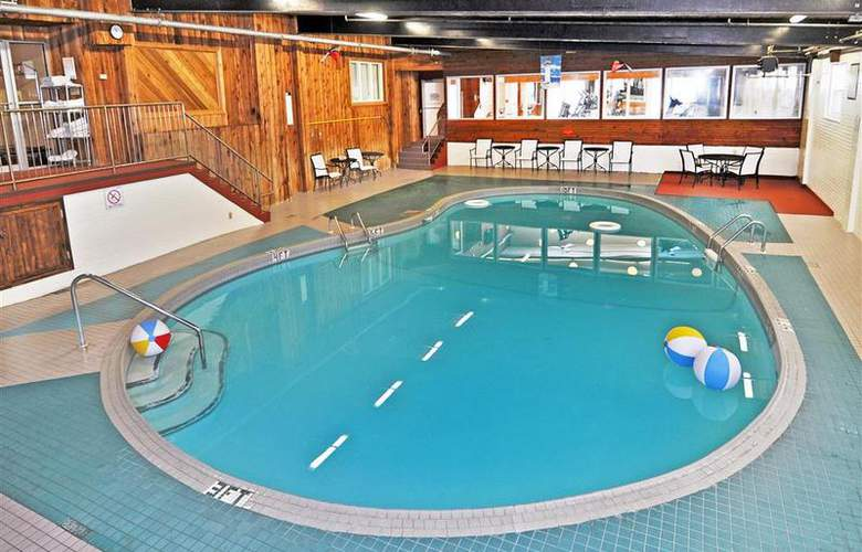Best Western Charlottetown - Pool - 81