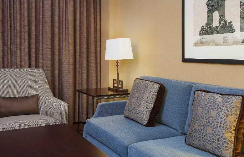 Sheraton Suites Houston near the Galleria - Room - 32