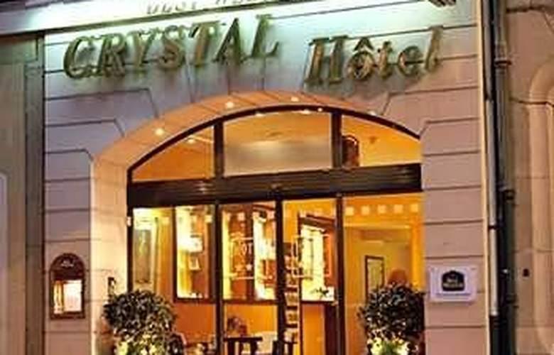 Best Western Hotel Crystal - Hotel - 0
