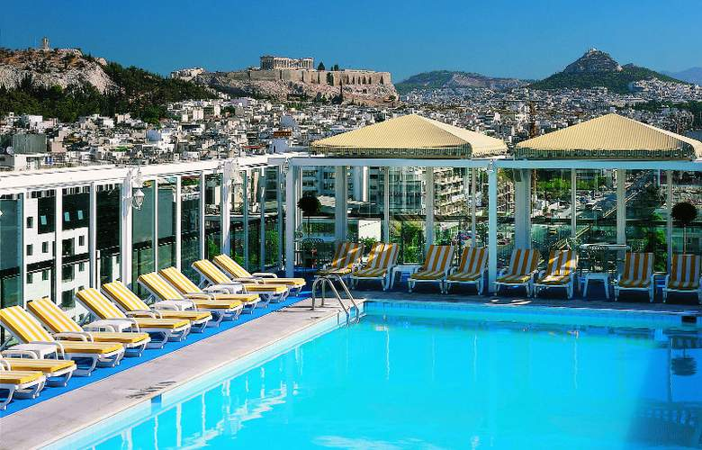 Grand Hyatt Athens - Pool - 24